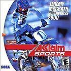 Jeremy McGrath Supercross 2000 (Sega Dreamcast, 2000)