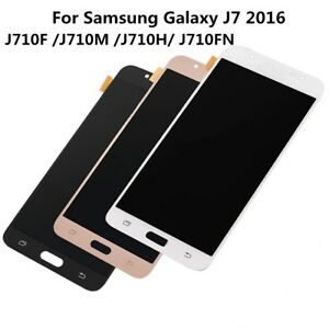 Details about For Samsung Galaxy J7 2016 J710F J710FN J710M LCD Display  Touch Screen Digitizer