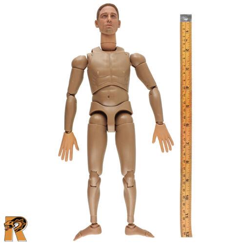 Nude Figure - 1//6 Scale Daniel Craig KSK Afghanistan Flagset Action Figure