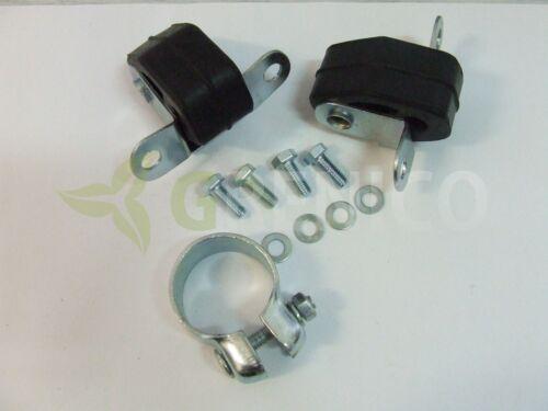 Montagesatz Endtopf VW POLO CLASSIC POLO 1.4 Stufenheck 95-01 Anbausatz