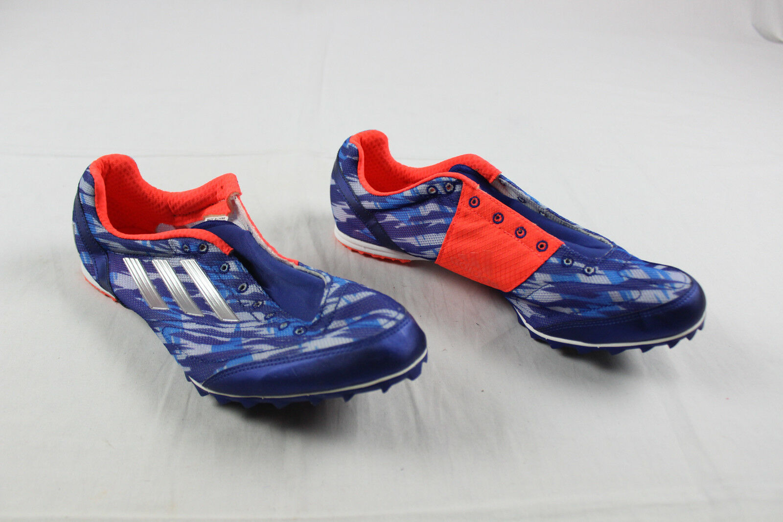 huge selection of f54bb 2d5da adidas adidas adidas - Blue Gray Running, Cross Training (Men s 11) - Used  2beb75