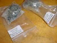 Lot Of 2 Electro Magnets 1 1/4 Round X 1 1/4 High 50 Pounds Of Pull