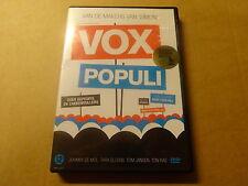 DVD / VOX POPULI ( TOM JANSEN, JOHNNY DE MOL... )