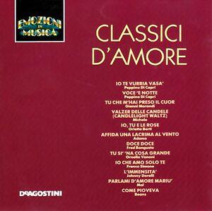 EMOZIONI-IN-MUSICA-IT965-66-CLASSICI-D-039-AMORE-Bongusto-Di-Capri-Vanoni-Morandi