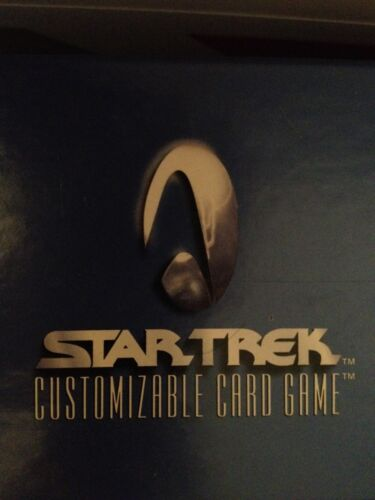 Star Trek CCG 1E Q continuum Common and Uncommon Set Mint Nr Mint