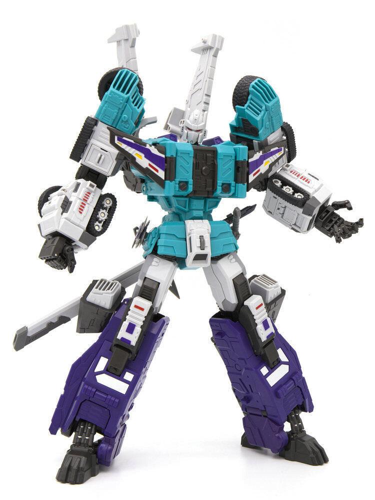 Nuevos Transformers de G-creación GDW-03 Fuuma Sixshot figura En Stock