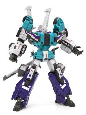 New Transformers G-Creation GDW-03 Fuuma SIXSHOT Figure In Stock