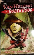 Van Helsing vs Robyn Hood by Ralph Tedesco (2018, Paperback)