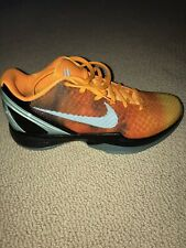 998e307f5295 Nike Zoom Hyperfuse Low All-star Game 2011 West La Max Orange Yellow ...