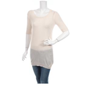 Gentry-Portofino-100-Cashmere-Crew-neck-Jumper-Sweater-Tunic