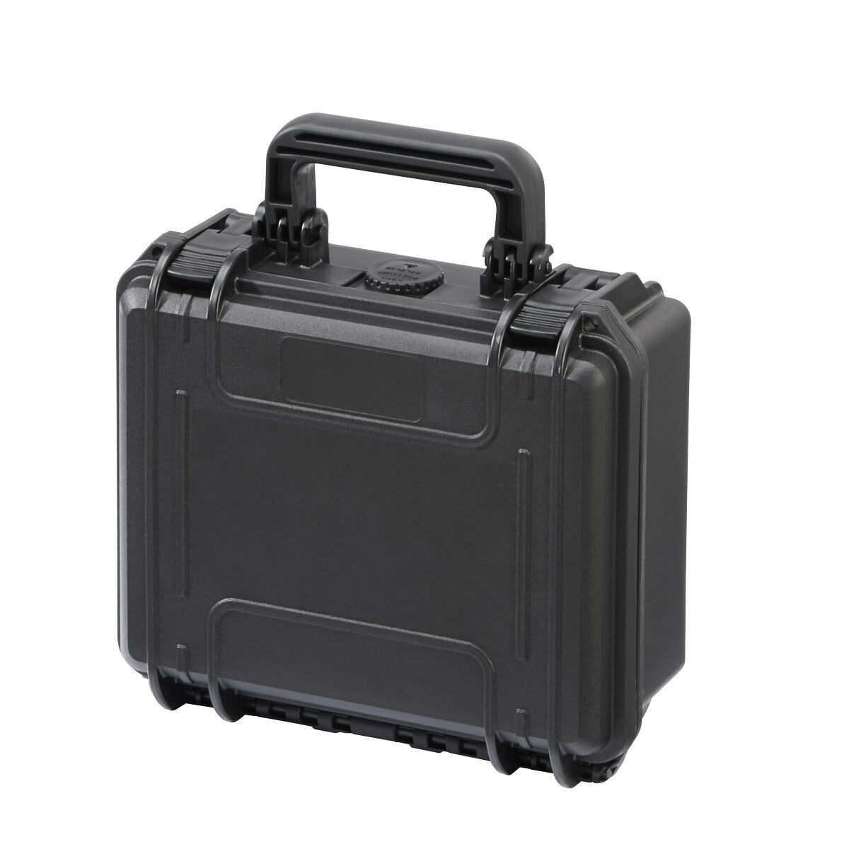 Waterproof Water Tight Camera Tool Gear Hard Case Box MAX235H105 w/ Foam Black