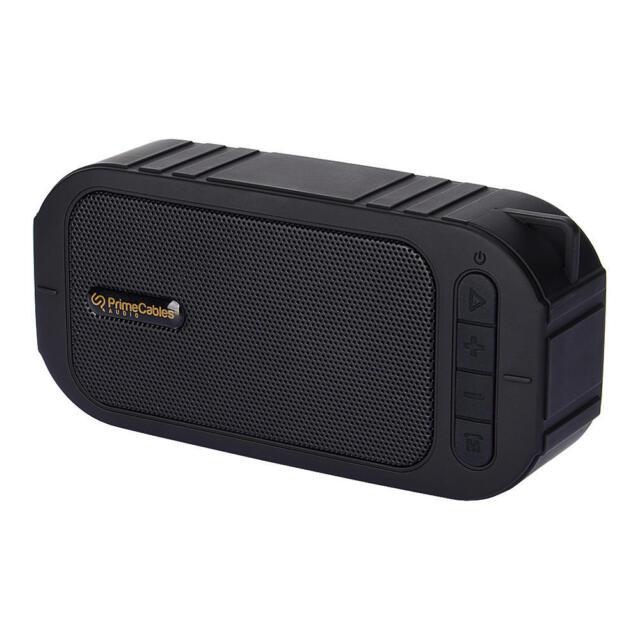 PrimeCables® BT5.0 IPX5 Waterproof Bluetooth Speaker NEW
