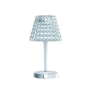 Guzzini Lampe De Table Sans Fil Serie Tiffany Rechargeable