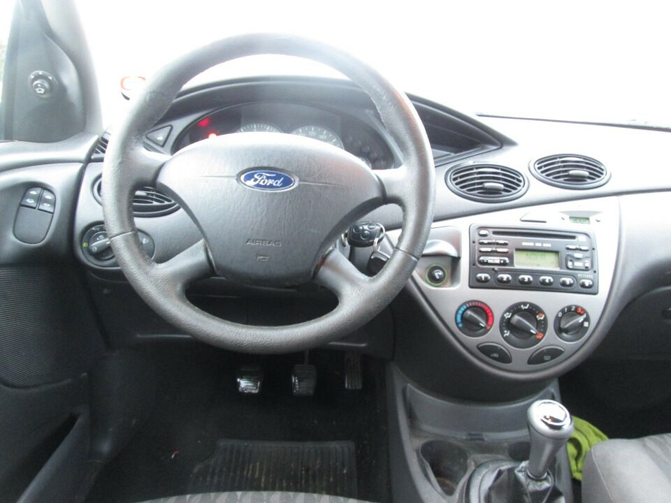 Ford Focus 1,6 Trend Benzin modelår 2003 km 232000 Blåmetal