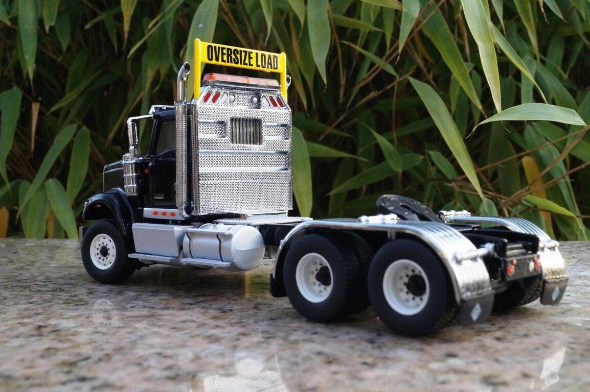 Miniature Masters Masters Masters International HX 520 3 Axe tracteur Noir Scale 1 50 d9444b