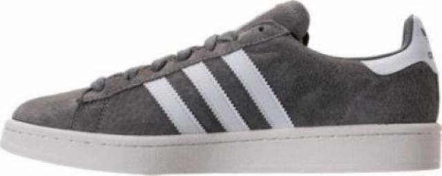 MENS ADIDAS ORIGINALS CAMPUS CLEAR ONIX CASUAL SHOES MEN'S SELECT YOUR SIZE