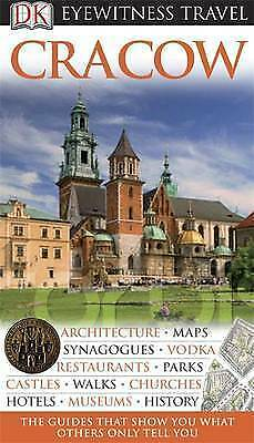 Cracow Eyewitness Travel Guide by Dorling Kindersley PB VGC