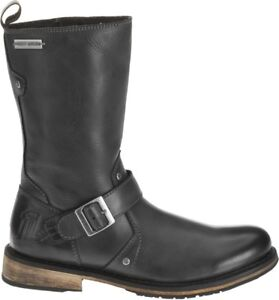 Harley-Davidson-Men-039-s-Brendan-10-Inch-Boots-Gray-Black-or-Brown-D93194-D93195