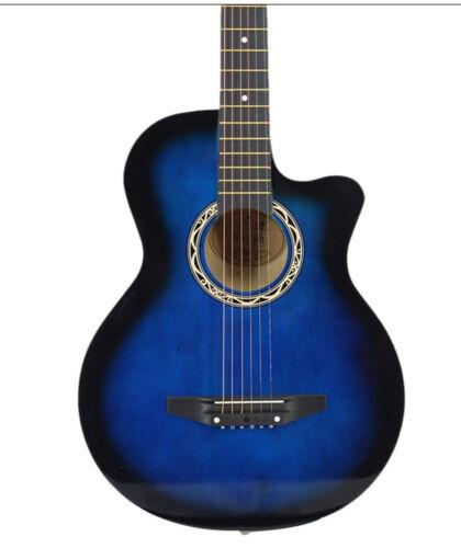 "38/"" Beginners acoustic guitar"