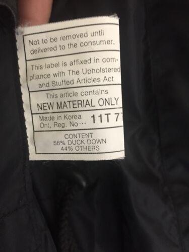 Pl Jacket Andrew Marc Ladies Euc Size Trim Fur Down OgPdw7x0