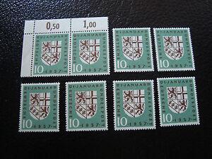 Germany-Rfa-Stamp-Yvert-and-Tellier-N-125-x8-N-A5-Stamp-Germany
