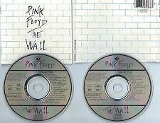 PINK FLOYD-THE WALL-1979-UK-HARVEST / EMI RECORDS CDP 7 46036 2-2CDS SET-MINT-