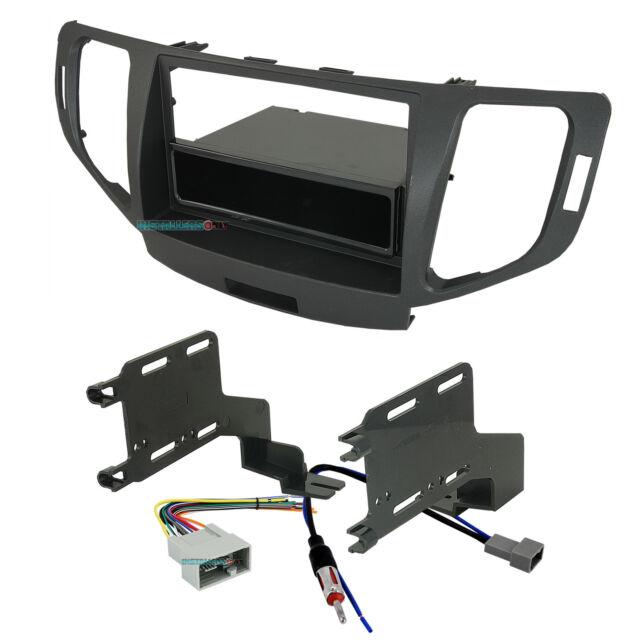 ACURA TSX CAR STEREO SINGLE/ISO-DIN RADIO INSTALL DASH KIT