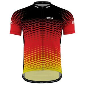 Herren Radtrikot Fahrrad Rad Racing Performance Shirt