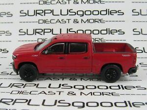 Greenlight LOOSE 2019 Chevrolet SILVERADO 1500 LT Trail Boss Pickup Truck 1:64