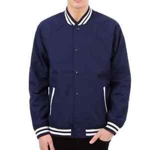 Carhartt Men/'s Jacket Penn Lt Jacket Blue//White