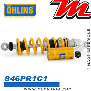 Amortisseur-Ohlins-HUSABERG-500-4T-1991-HU-844-MK7-S46PR1C1