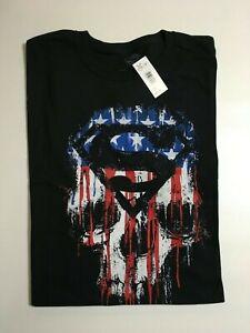Superman-Punisher-Tee-Shirt
