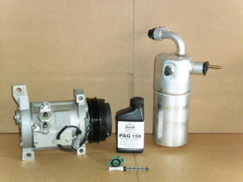 NEW AC COMPRESSOR KIT 2000-2010 CHEVROLET SUBURBAN TAHOE 5.3L