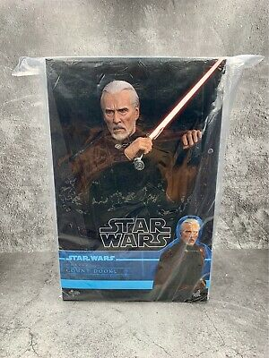 Hot Toys MMS496 Star Wars Episode II Attack of the Clones Count Dooku 1//6 Ready