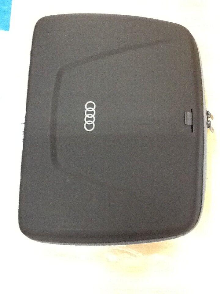 000061100H Original Audi Accessory bolsa de almacenamiento de asiento trasero