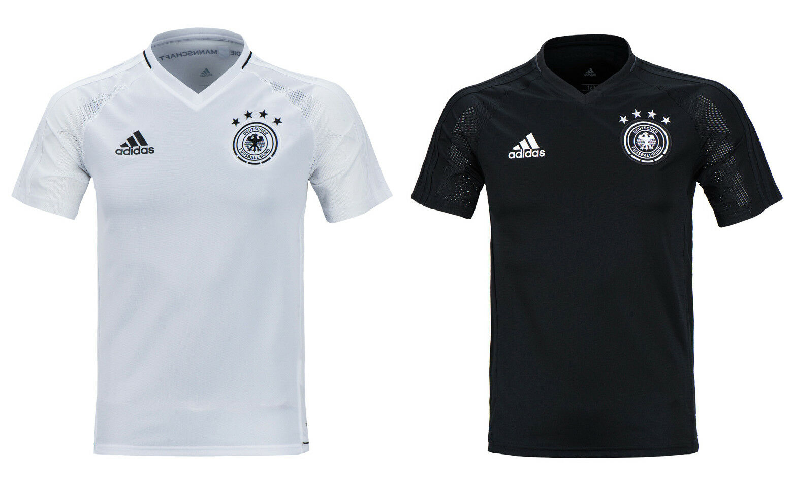 648fb1fe0af Adidas Germany DFB Training Jersey (B10555) Soccer Football T-Shirt Top