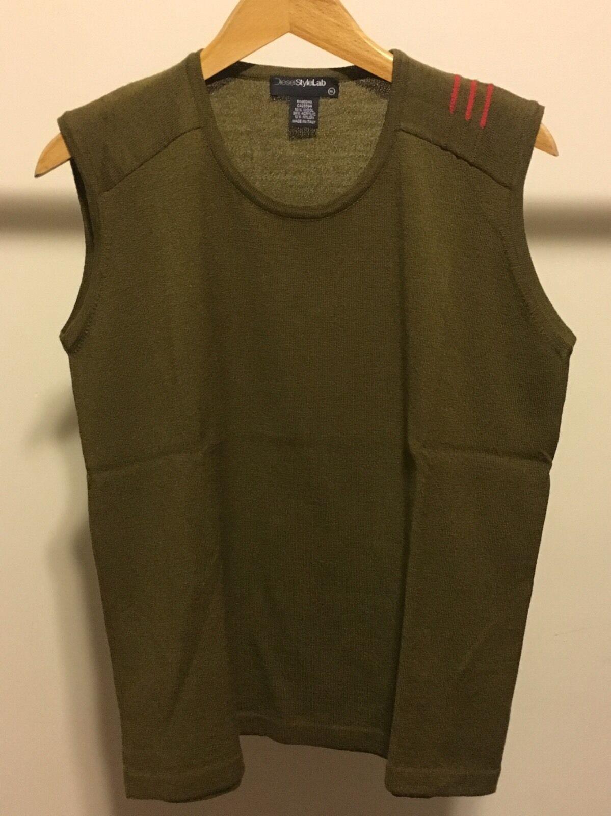 Diesel StyleLab Men's Knit Vest