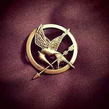 The Hunger Games Movie Mockingjay Prop Rep Pin .
