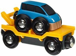 BRIO-Car-Transporter-Blue