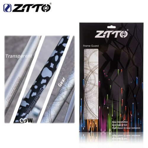 ZTTO Bicycle 3D Scratch-Resistant Stickers Sticker Frame Protector Frame Cover