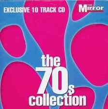 70s COLLECTION - PROMO CD: T-REX, MUD, JACKSONS, HEATWAVE GONZALEZ SHOWADDYWADDY
