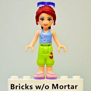 New Genuine LEGO Mia Minifig Friends 41091