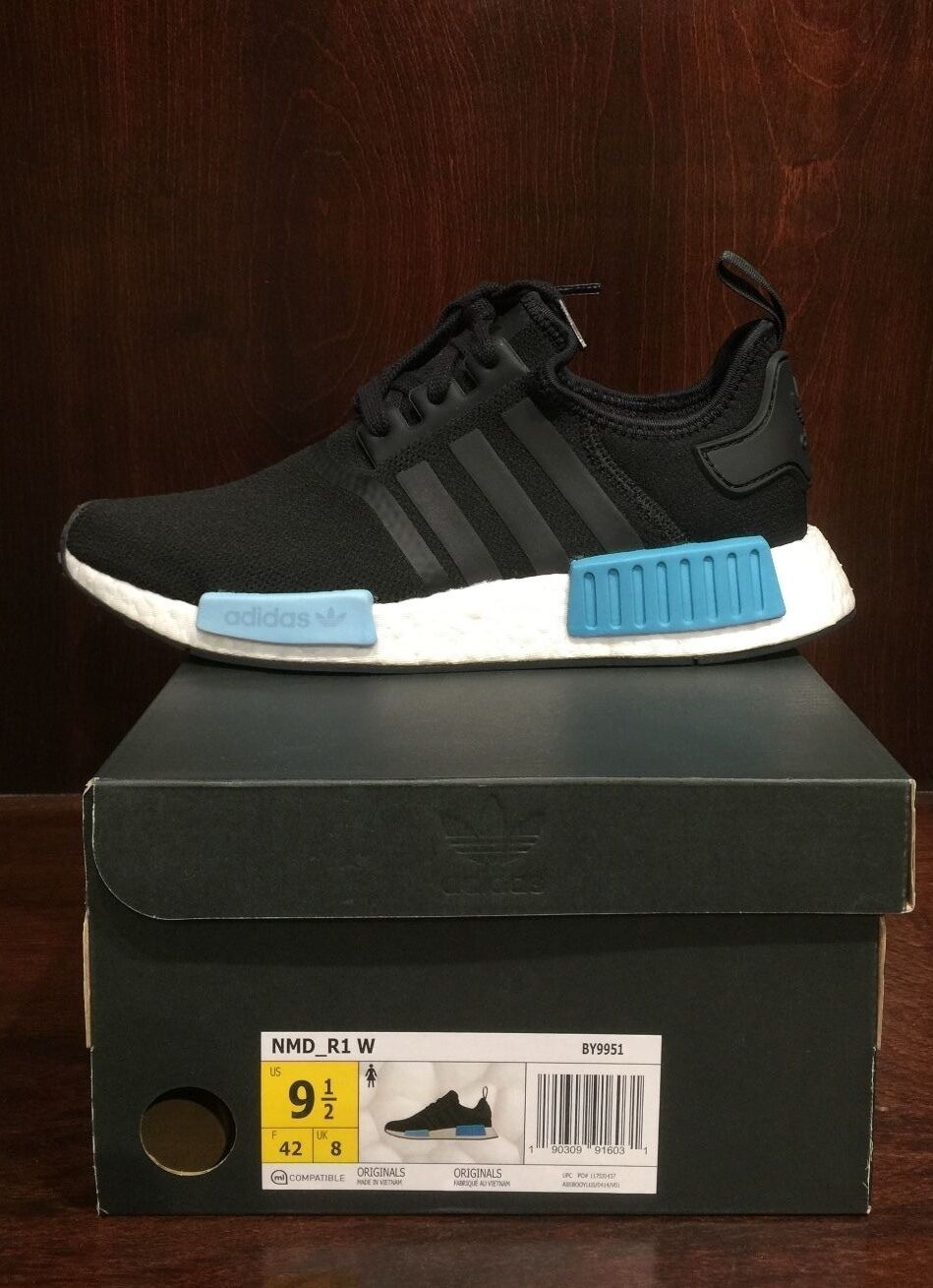 Women's Adidas NMD R1  Icey bluee  (BY9951)