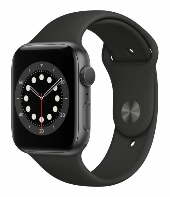 Apple Watch Series 6 (GPS) 44mm - Factory Sealed - Factory Warranty - All Colors    eBay