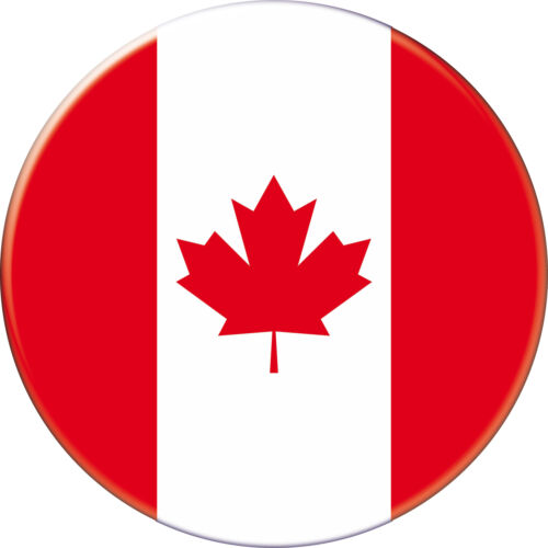 Ø56 mm BADGE  Canada