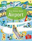 First Sticker Book Airports by Sam Smith (Paperback, 2015)