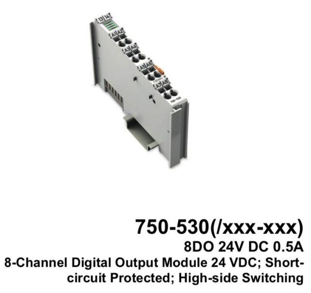 Wago I//O System 750-530