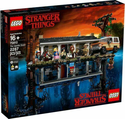 LEGO® 75810 Stranger Things Neu /& OVP versiegelt The Up Side Down