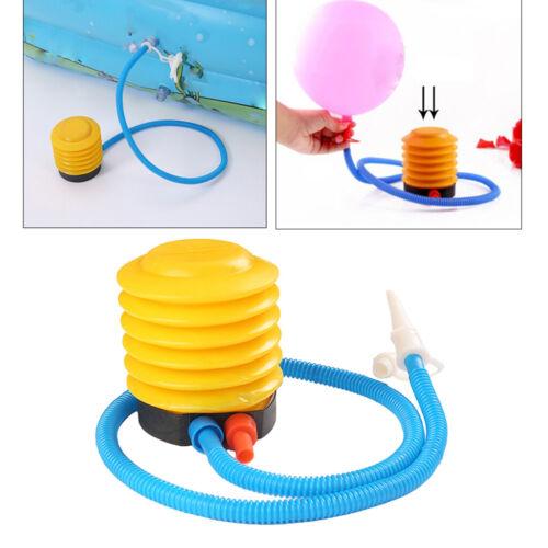 Luftpumpe Fußpumpe für Gymnastikbälle Sitzbälle Yoga-Ball Schwimm-Ring,