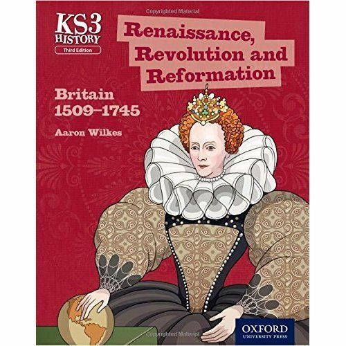 1 of 1 - Very Good, Key Stage 3 History by Aaron Wilkes: Renaissance, Revolution and Refo